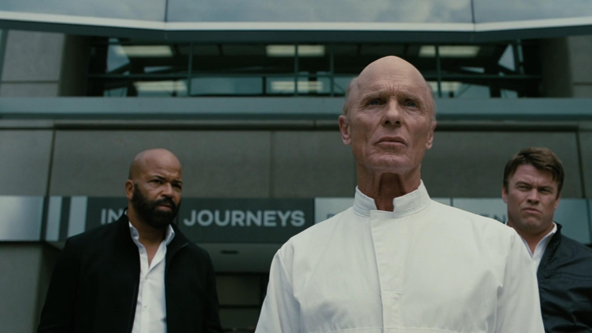 Westworld S03E07 Passed Pawn Ed Harris as William