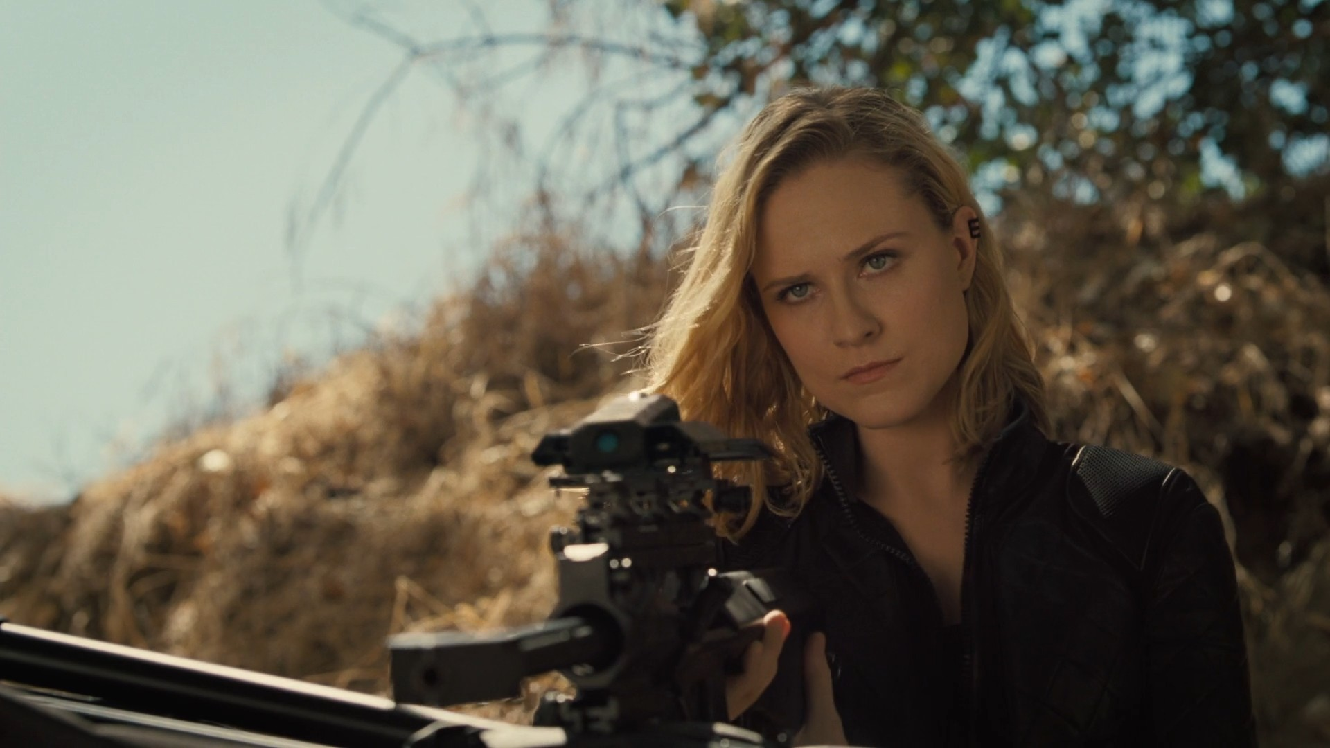 Westworld S03E07 Passed Pawn Evan Rachel Wood as Dolores