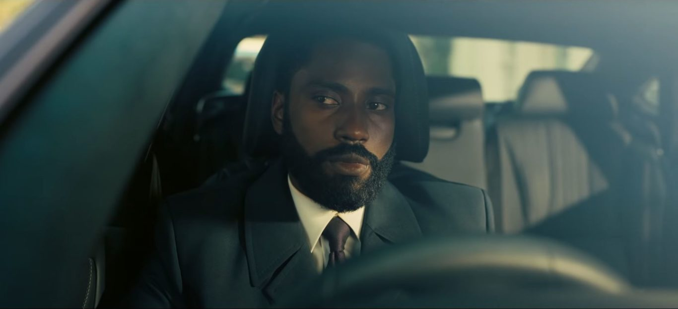 Preview Tenet John David Washington