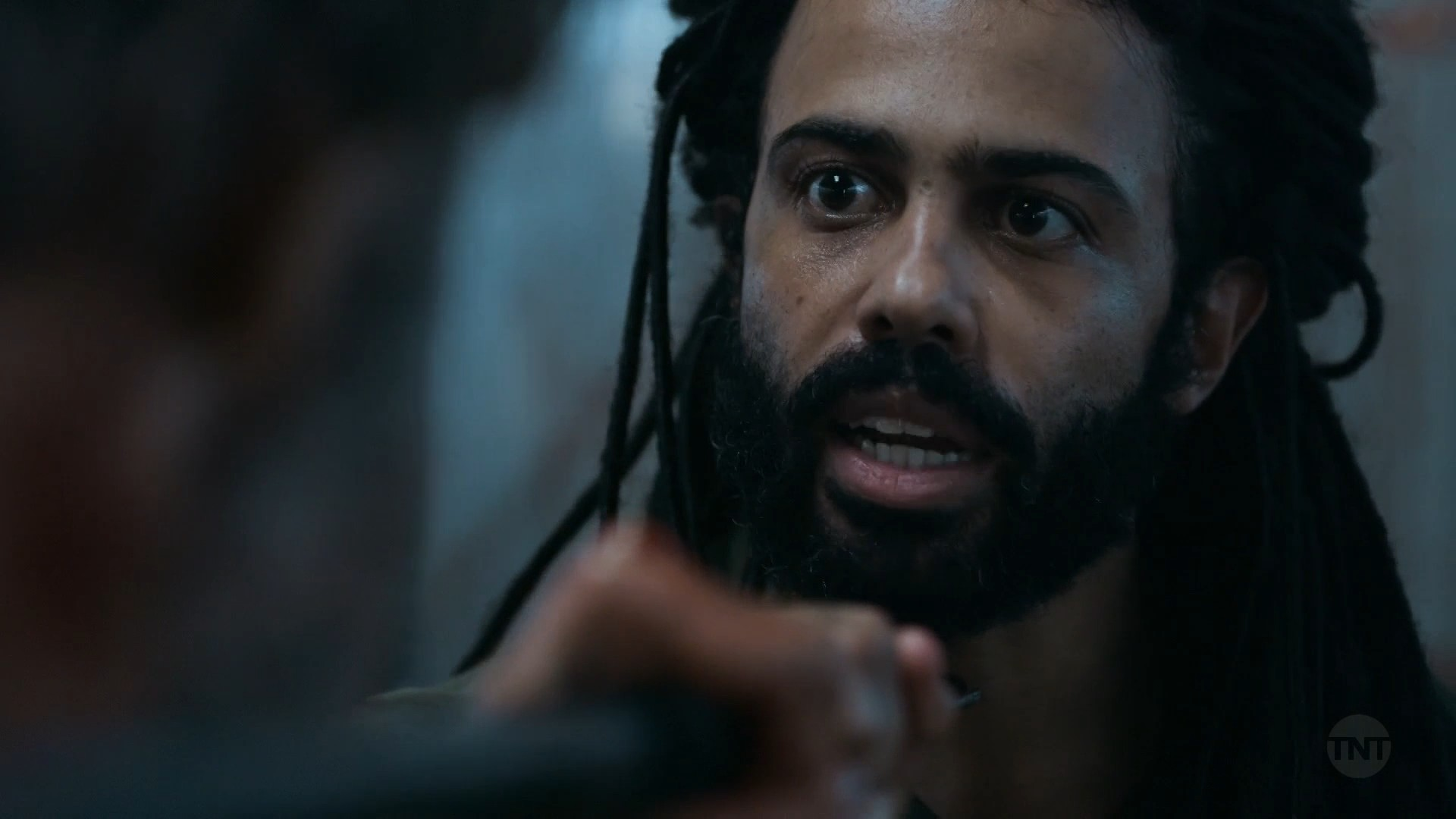 Snowpiercer series Daveed Diggs as Andre Layton