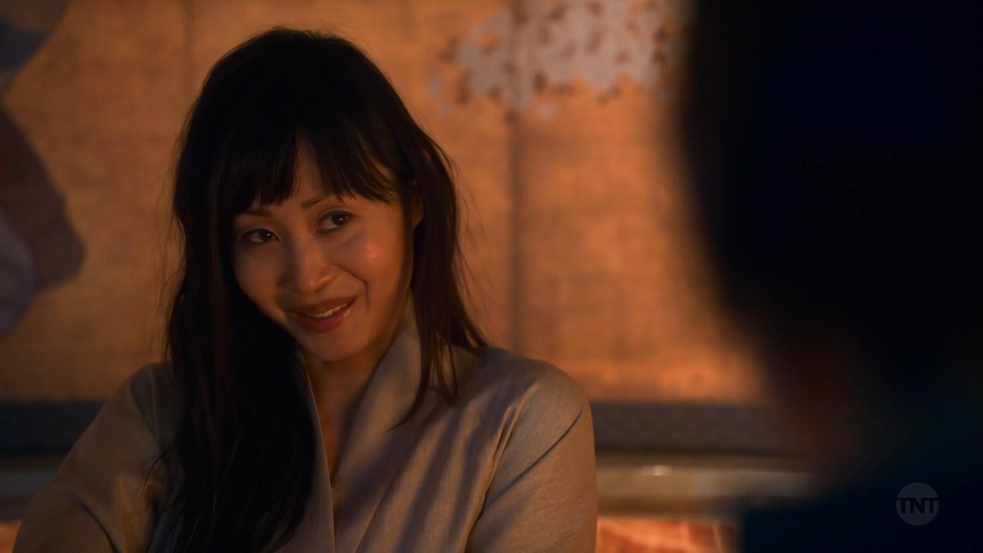 Snowpiercer series Susan Park as Jinju