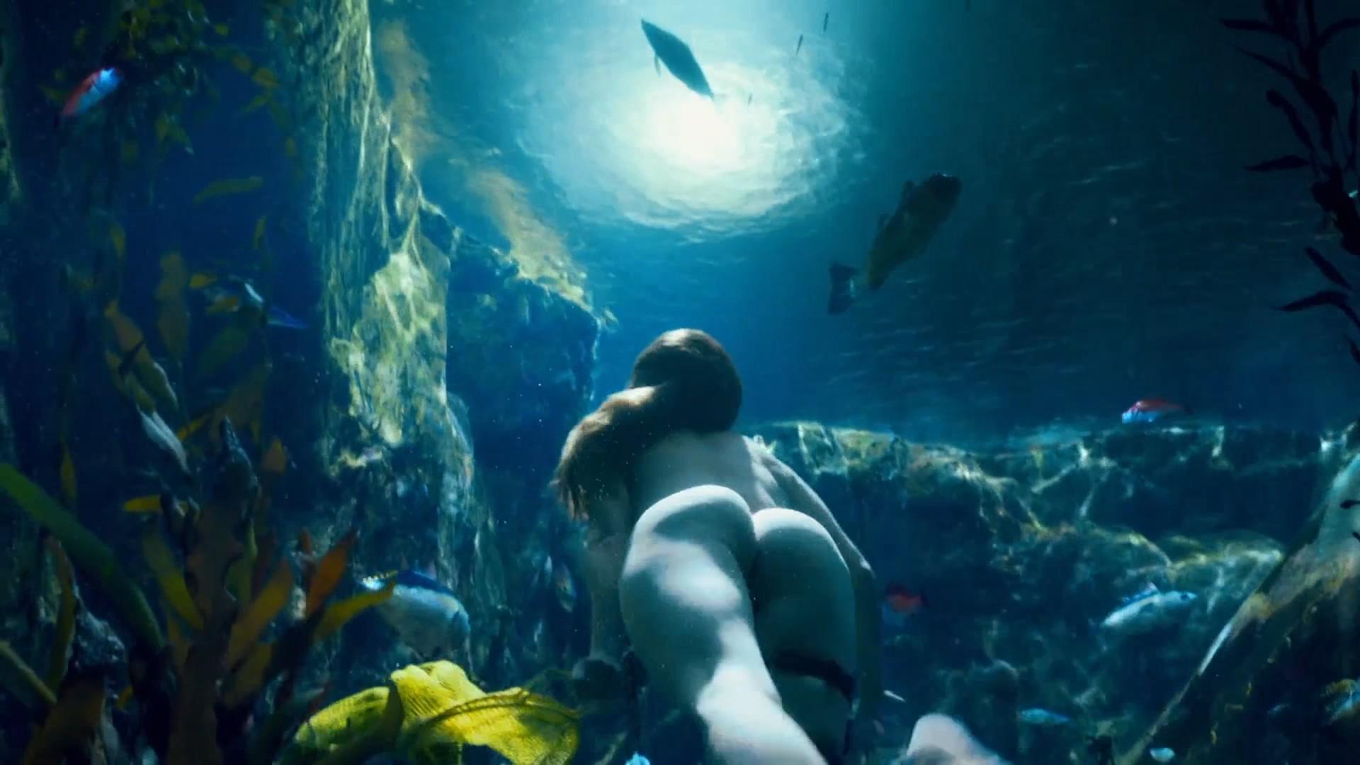 Snowpiercer series nude swimming Susan Park