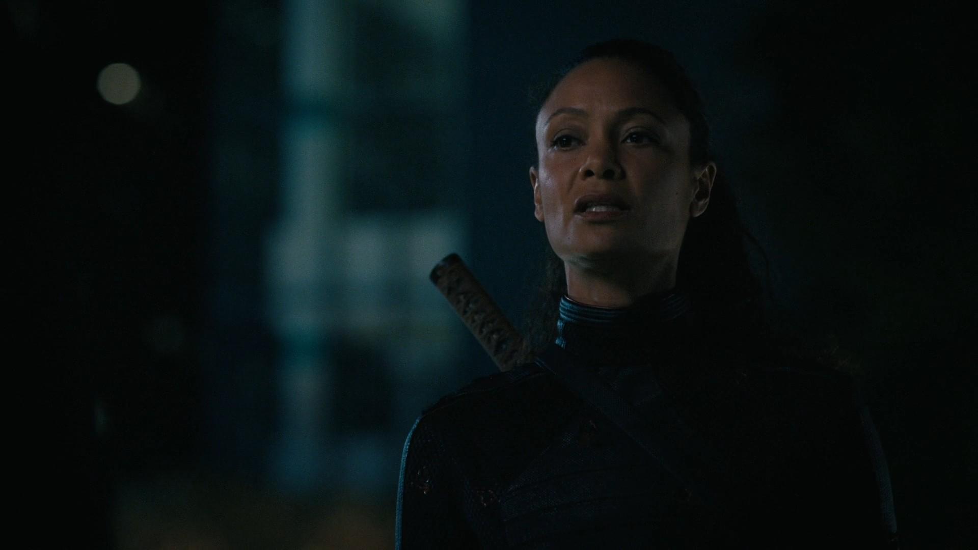 Westworld S03E08 Crisis Theory - Maeve