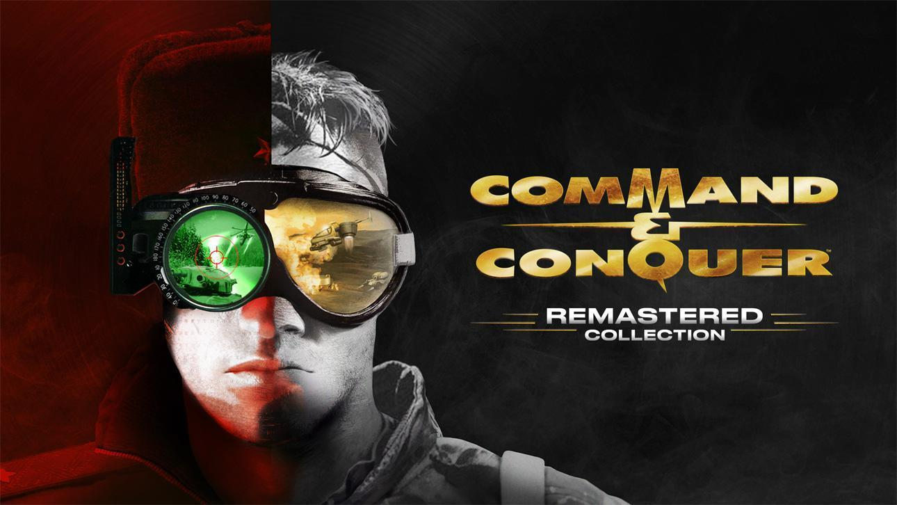Command & Conquer Remastered Collection Review logo