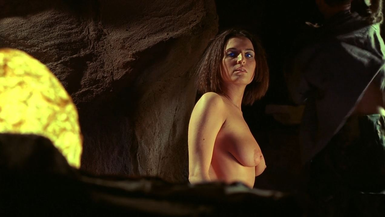 Nudity in Frank Herbert's Dune Barbora Kodetová topless