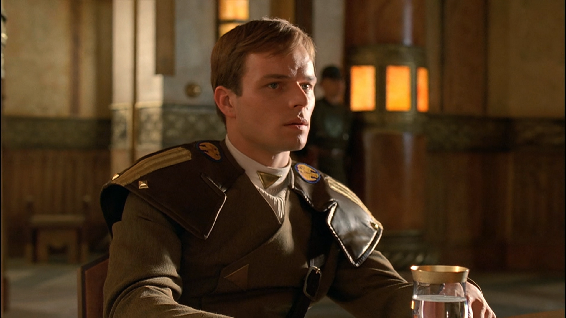 Frank Herbert Dune Alec Newman as Paul Atreides