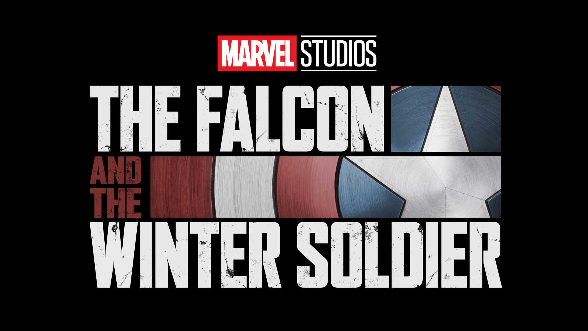 The Falcon and the Winter Soldier series offical logo