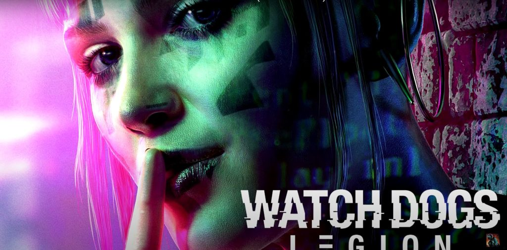 Watch Dogs Legions character profile