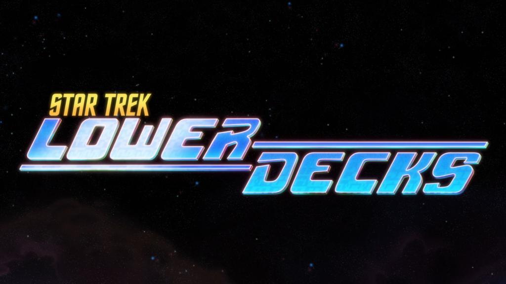 Star Trek Lower Decks logo