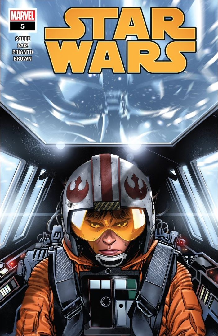 Star Wars (2020) #5 cover