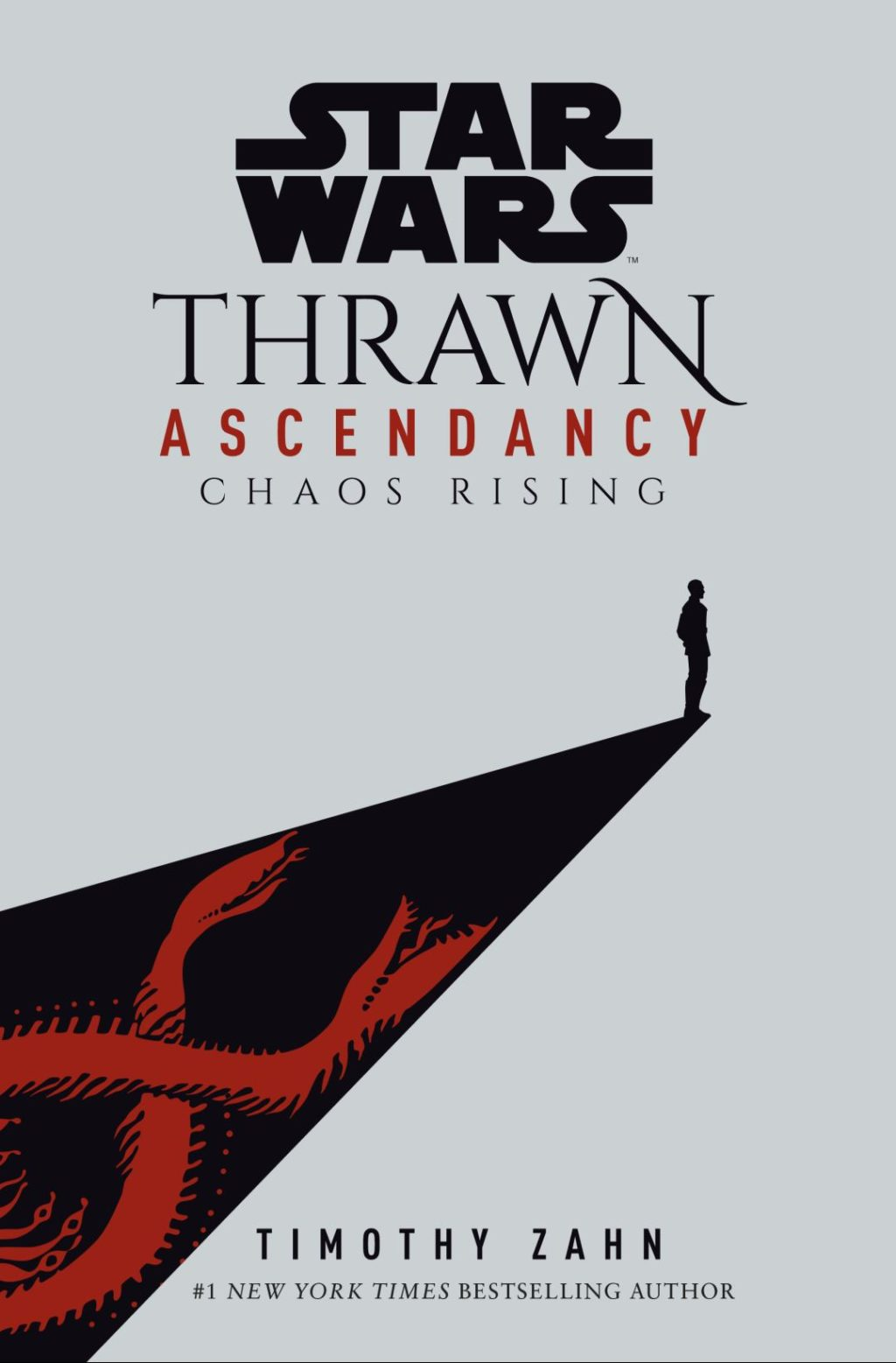 Cover for Star Wars Thrawn Ascendancy Book I Chaos Rising