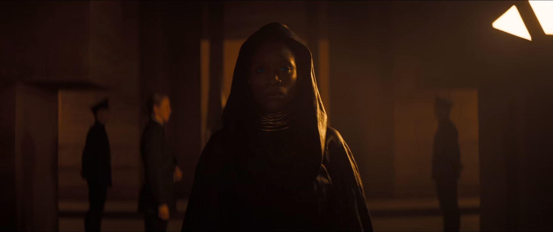 Dune movie trailer Liet Kynes