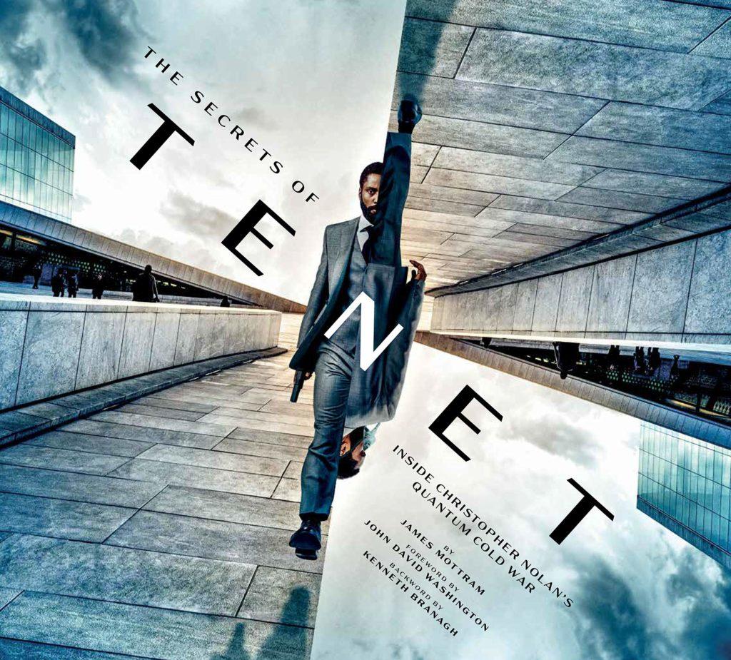 The Secrets of Tenet cover James Mottram