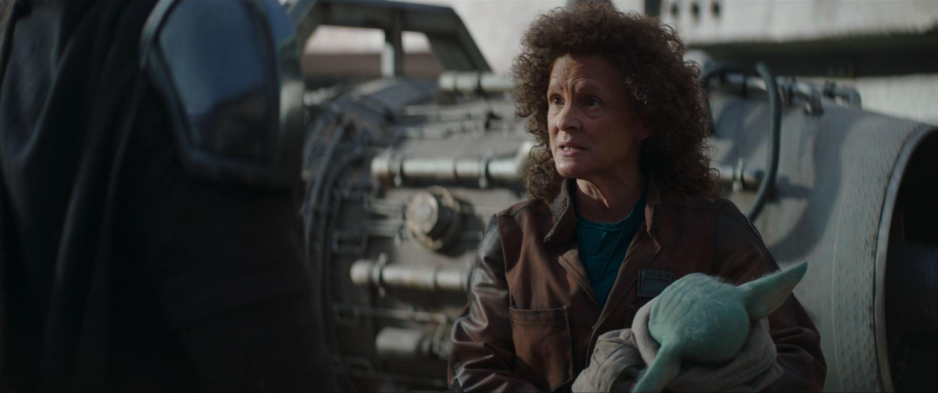 Mandalorian Chapter 9 The Marshal - Amy Sedaris as Peli Motto