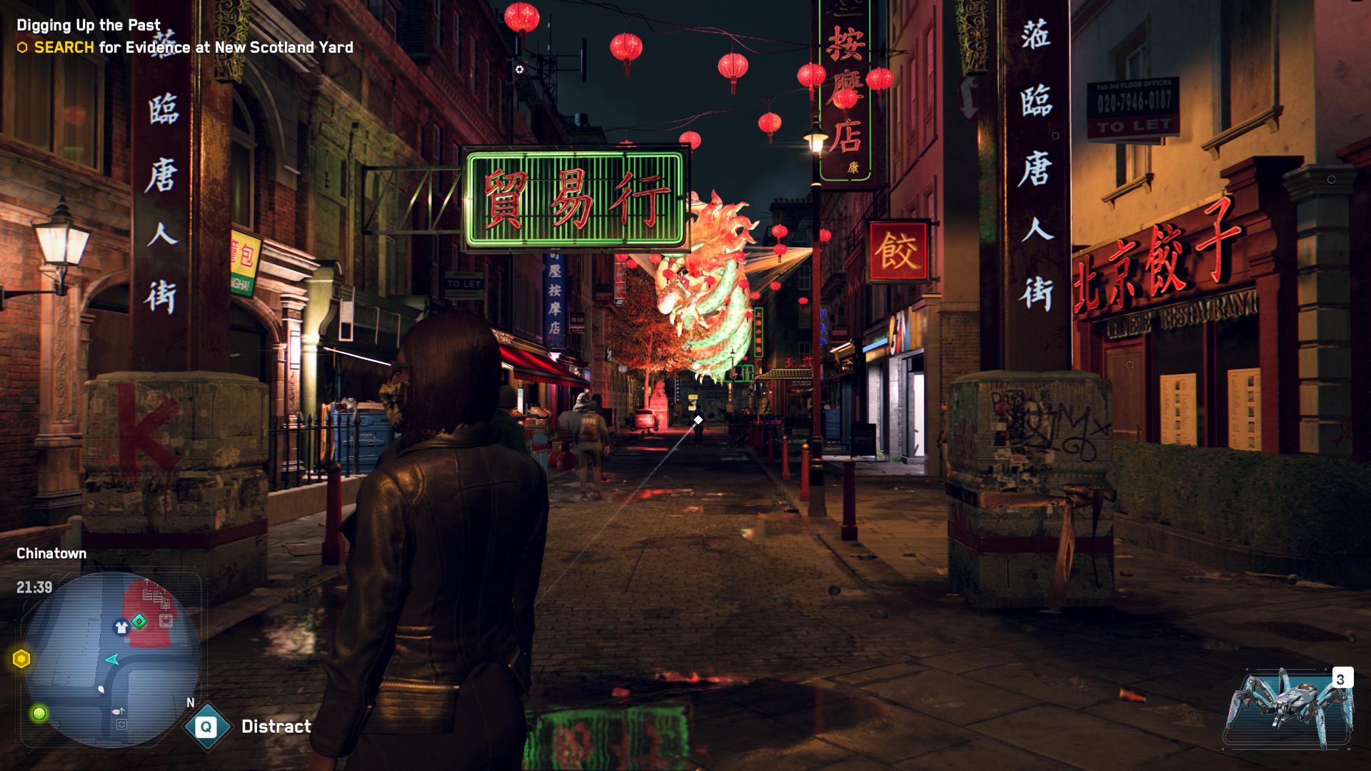 Watch Dogs Legion Chinatown
