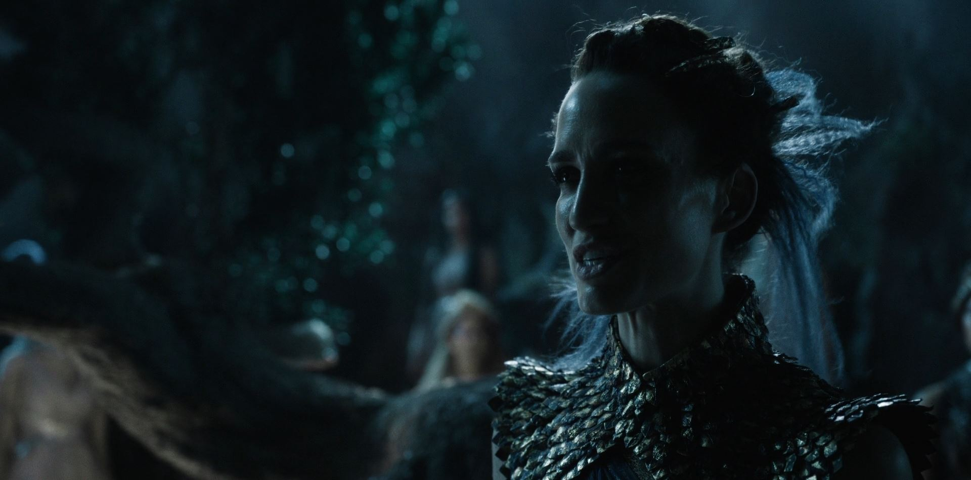 His Dark Materials Ruta Gedmintas as Serafina Pekkala